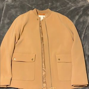 Lightweight tan H&M jacket